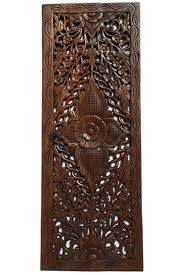stunning design carved wall decor inspiration ideas tropical
