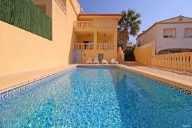 Wohnzimmerm El Calpe Ferienvermietung Land Valencia Spanien