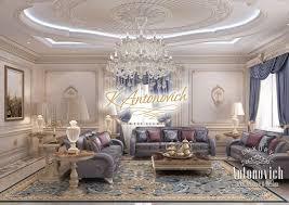 Classic Interior Villas - Interior design modern classic