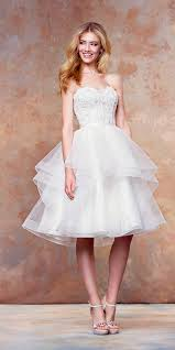 Knee Length Wedding Dresses 15 Exclusive Knee Length Wedding Dresses Wedding Dresses Guide