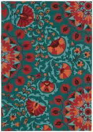 suzani teal rug for sale wayfair printed suzani ikat