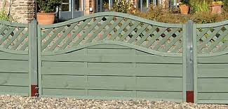 Types Of Fencing For Gardens - fence panels garden fencing ideas