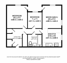 Two Bedroom Floor Plan by Home Design 85 Charming 2 Bedroom Apartment Floor Planss