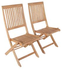Teak Wood Dining Chairs Roscana Teak Wooden Dining Chair Pack Of 2 Departments Diy At B U0026q