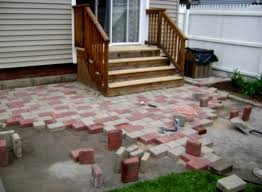 Easy Patio Pavers Popular Of Inexpensive Patio Pavers Exterior Decorating Concept