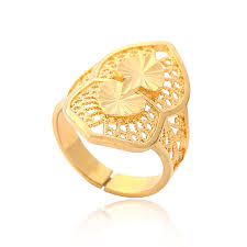 golden gold rings images Ethlyn free size ethiopian women bridal engagement wedding ring jpg