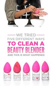 What To Wash Colors On - how to wash beauty blender u2013 bluespa co