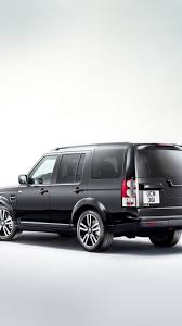 black land rover lr4 land rover announces discovery 4 landmark special editions uk