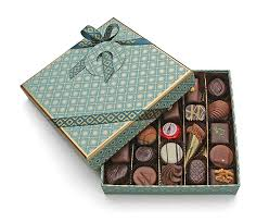 assorted gift boxes selection assorted gift box milk white chocolate
