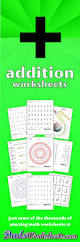 396 addition worksheets for you to print right now