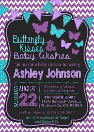 butterfly baby shower purple butterfly baby shower invitations marialonghi