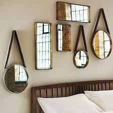 Mirror Collage Wall 81 Best Mirror Cluster Gallery Style Images On Pinterest