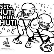 football coloring pages for kids all about coloring pages