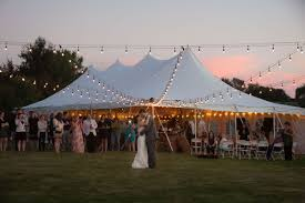 Canopy Tent Wedding by Hess Tent Rental Reviews Lititz Pa 54 Reviews