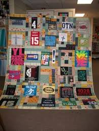 high school graduation presents memory t shirt quilt great high school graduation gift i may do