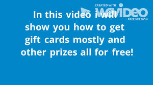 gift cards for less how to get free gift cards in less than 5 minutes
