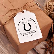 horseshoe wedding favors lucky in shoe wedding favor st st out