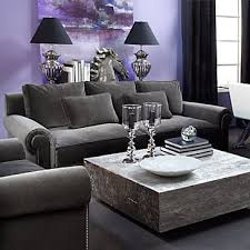purple livingroom purple and grey living room decorating ideas meliving 9d3351cd30d3