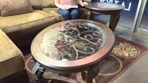 Ashley Furniture Side Tables Coffee Table Wonderful Marble Top Coffee Table Ashley 3 Piece