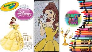 belle disney princess coloring beauty and the beast coloring page