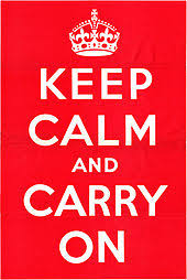 Stay Calm Meme - keep calm and carry on wikipedia