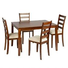 light oak upholstered dining set 5 tree shops