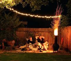 String Lights On Patio Solar String Garden Lights Hydraz Club