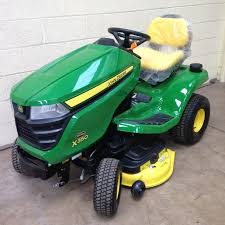 john deere x330 vs x350 lawn tractor comparison john deere x300