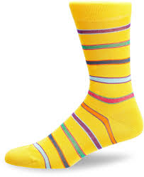 peter jones angel stripe men u0027s socks saffron size 7 to 10 amazon