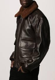 leather biker gear schott made in usa men jackets g1s leather jacket brown schott
