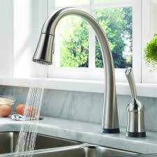 kitchen faucet touch touch kitchen faucets touch pull lavatory faucets
