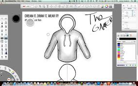 how to make a themed hoodie with photoshop 7 steps