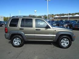 liberty jeep sport used 2004 jeep liberty sport for sale in denver co