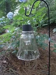 solar light crafts shanty insanity garden lights