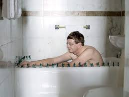 Bill Gates Cars Images by Is That Bill Gates In A Bathtub Ncpr News
