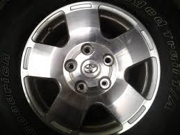 toyota tundra bolt pattern single 18 alloy tundra wheel big boys toys