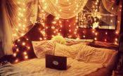 Christmas Lights Room Decor