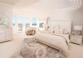 Bedroom Sets Las Vegas Glimmering Heights Bed By Aico Furniture Aico Bedroom Furniture