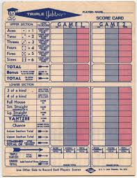 runnning out yahtzee score sheets don u0027t worry in this article we