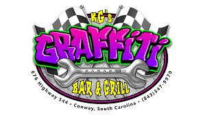 graffiti garage bar grill gingalley - Graffiti Design