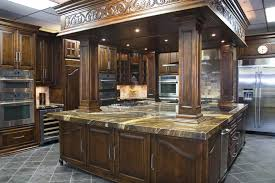 Traditional Kitchen Cabinet Design  Contracting Tulsa - Kitchen cabinets tulsa