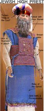 high priest garments exodus 28 29 the regulations for building of the tabernacle part