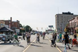 open streets detroit to include dancing fitness art and more michelle chris gerard