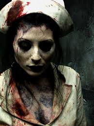 Creepiest Halloween Costumes 25 Zombie Nurse Ideas Zombie Nurse Costume