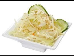 comment cuisiner du chou blanc comment faire la salade de chou de nos grands mères