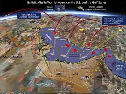 Naval Strike Maps U S Attack On Iran Would Take Hundreds Of Planes Ships And