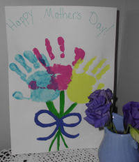 handmade mother u0027s day card ideas for kids