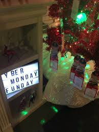 cyber monday christmas lights millions of shoppers billions of dollars local firms cash in on
