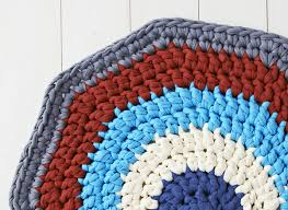 Crochet Doormat Free Crochet Patterns How To Make A Crochet Rug Mollie Makes