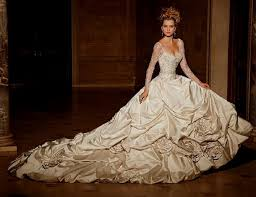 Wedding Dress Elegant Brown Wedding Dress Vosoi Com